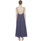 Antonia Gauze Maxi Dress - New York Look fashion retail style designer brands like Uma