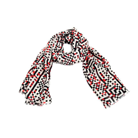 Movement 1 Scarf - New York Look fashion retail style designer brands like Uma