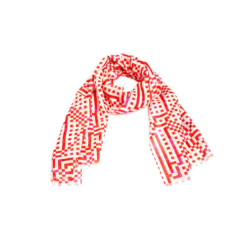 Movement 2 Scarf - New York Look fashion retail style designer brands like Uma