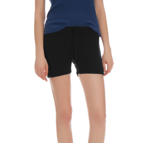 Tutti Cashmere Shorts - New York Look