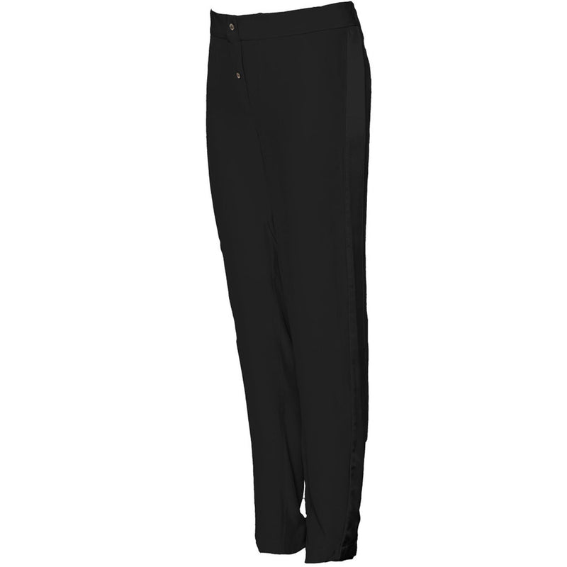 HEDY TUXEDO PANTS BLACK - New York Look fashion retail style designer brands like Uma