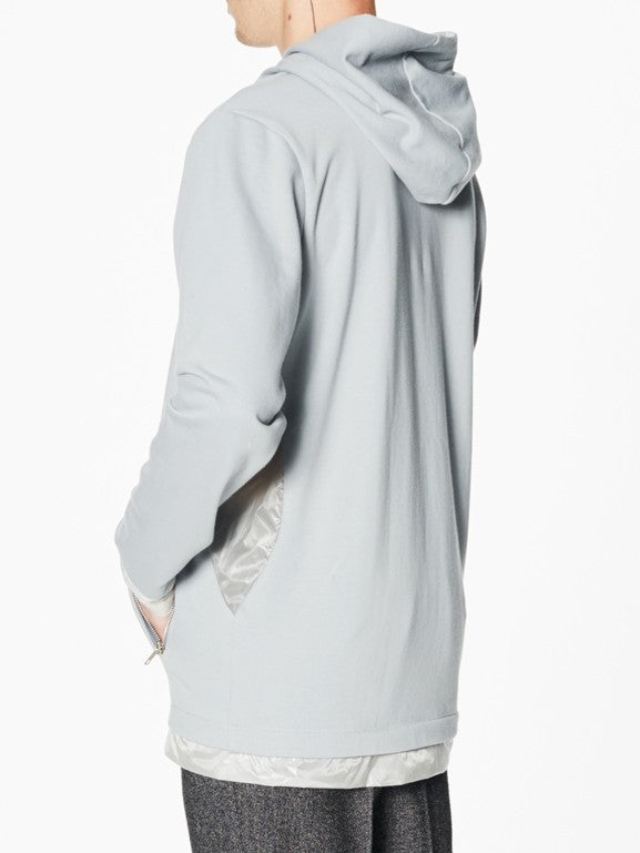 Sacha Blue Grey - New York Look fashion retail style designer brands like Uma