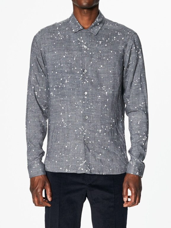 Charlie Constellation Grey Print - New York Look fashion retail style designer brands like Uma