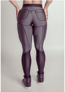 MARIA GUEIXA DUO COLOR FITNESS LEGGINGS - MYSPORTYSHOP