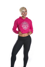 MY SPORTY WEAR INSANE WORKOUT SWEATSHIRT - PINK - MYSPORTYSHOP