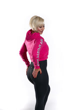 MY SPORTY WEAR LOGO SWEATSHIRT - PINK - MYSPORTYSHOP