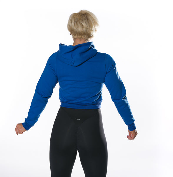MY SPORTY WEAR WEIGHTS B4 DATES SWEATSHIRT - ROYAL BLUE - MYSPORTYSHOP