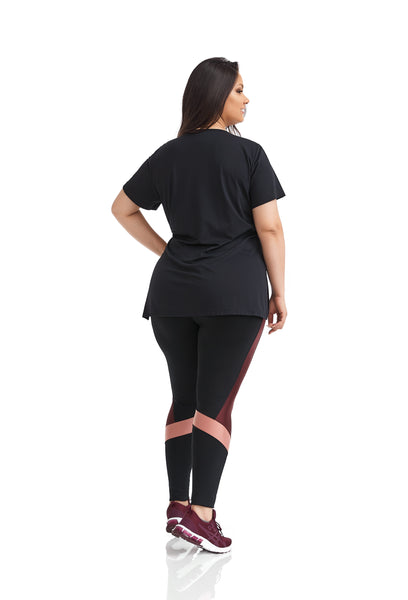SHOP afforable plus size yoga clothes