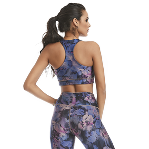 Cajubrasil Top Double Face Night Flower - MYSPORTYSHOP