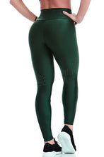 Cajubrasil Legging Atletika Jewelry - Green
