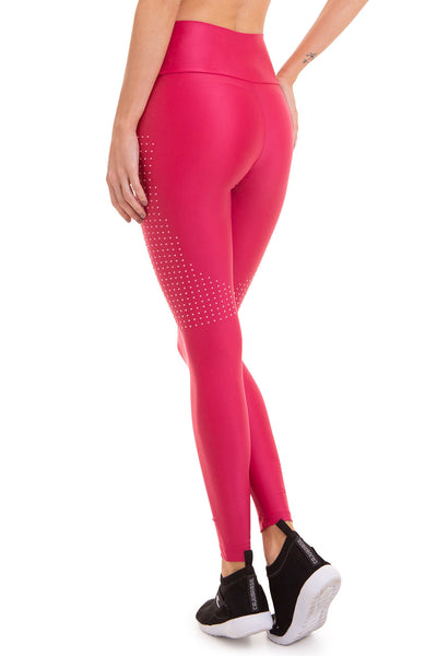 Cajubrasil Leggings Atletika Jewelry - Pink