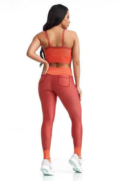 cajubrasil leggings with pockets