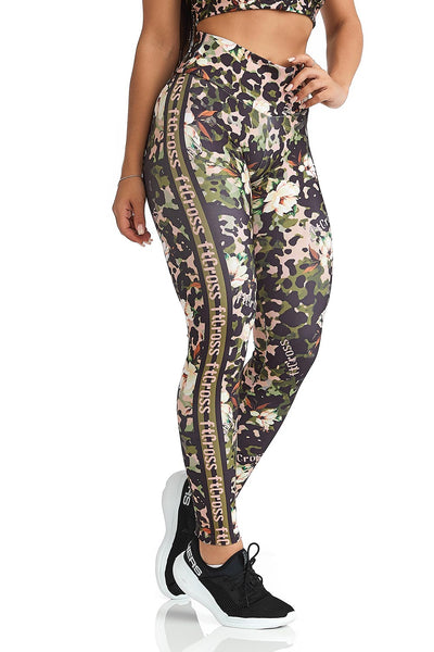 Cajubrasil Legging FTcross Flower-11680