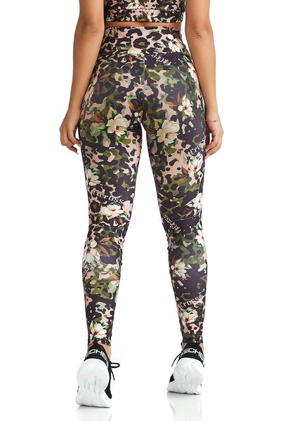 Cajubrasil Legging FTcross Flower