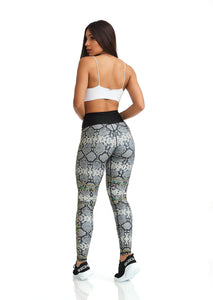 Cajubrasil Leggings Double Face Fancy (Reversible)