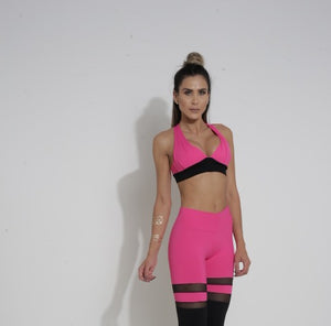 CANOAN TOP SEXY - PINK - MYSPORTYSHOP