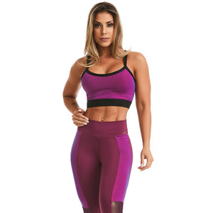 CAJUBRASIL TOP CROPPED VIGOR - MYSPORTYSHOP
