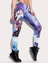 SUPERHOT AQUARIUM LEGGINGS - MYSPORTYSHOP