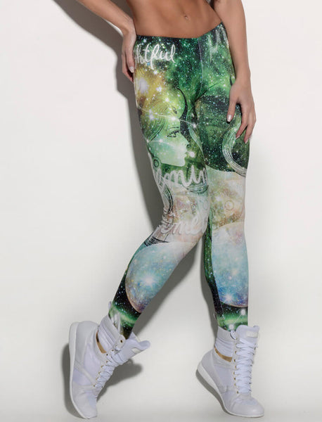 SUPERHOT GEMINI LEGGINGS - MYSPORTYSHOP