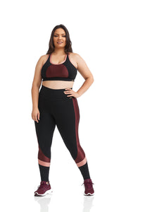 curvy fitness fashion, plus size athleisure wear