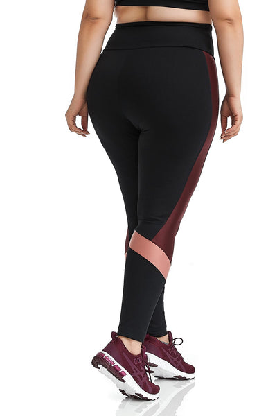 Cajubrasil Leggings NZ Motion - Black-8005.200