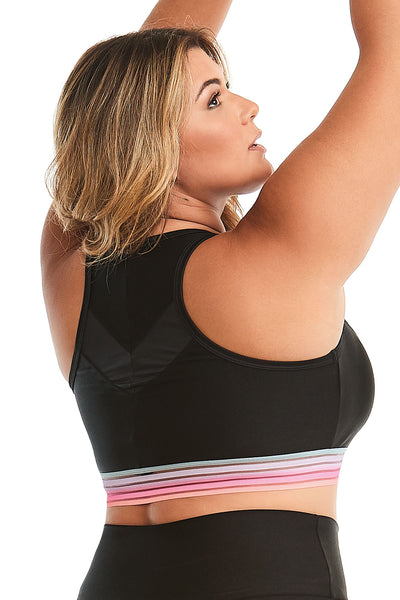 THE BEST PLUS SIZE SPORTS BRAS