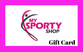 MY SPORTY SHOP E-GIFT CARD - MYSPORTYSHOP