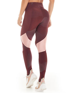 burgundy leggings, brazilian leggings, supplex leggings