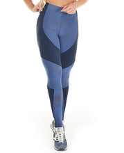 Let's Gym Legging Galaxy New - Royal Blue - L796