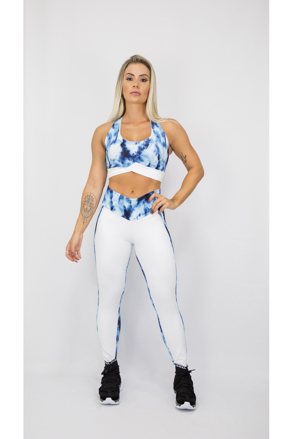 ZNG Flow Tie-Dye Leggings