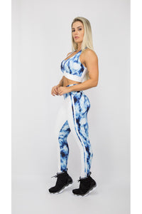 tie-dye brazilian leggings