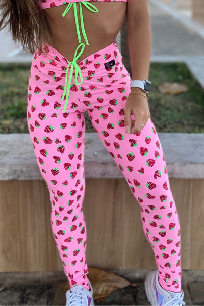 MSW Strawberry Leggings