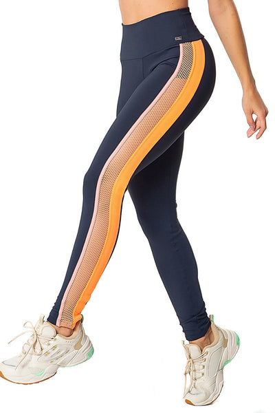 Cajubrasil NZ Connection Legging Pants Black - 11737