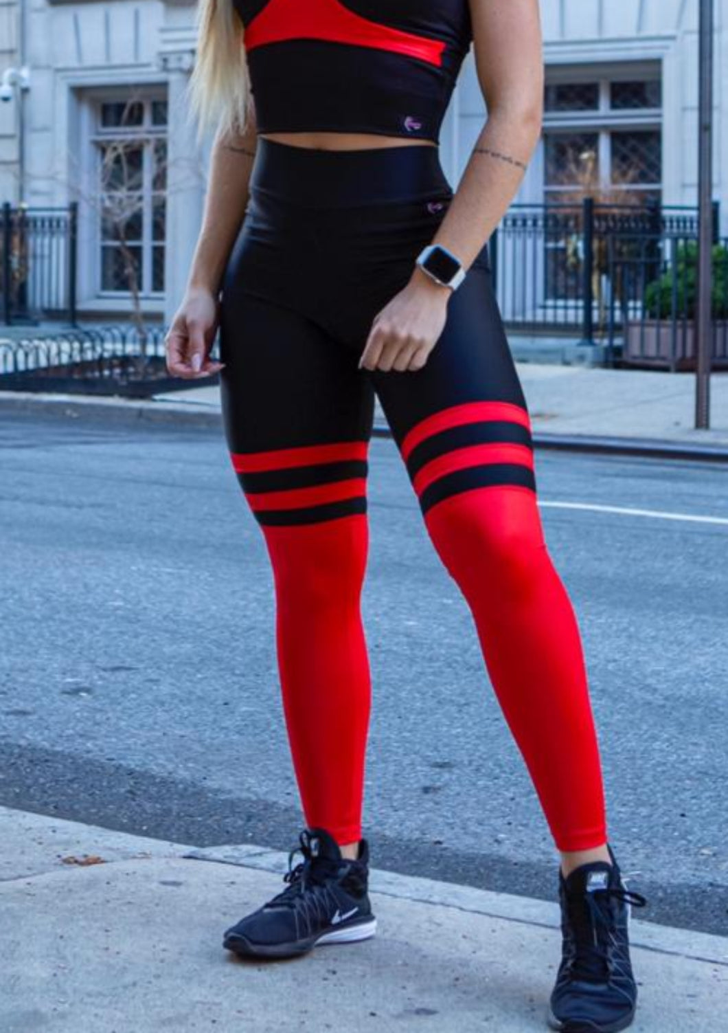 My Sporty Wear HERstory Brooklyn Leggings (Premium)