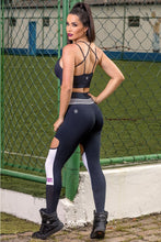 HIPKINI LEGGINGS TEAM SCORELINES - MYSPORTYSHOP