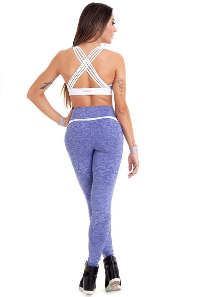 GAROTAFIT FITNESS SET - GREY - MYSPORTYSHOP