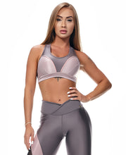 LET'S GYM TOP RAINBOW - AMETHYST - MYSPORTYSHOP