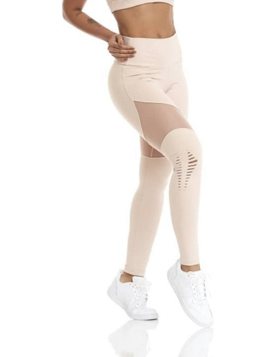 CAJUBRASIL LEGGINGS NZ POWERFUL -ROSE - MYSPORTYSHOP