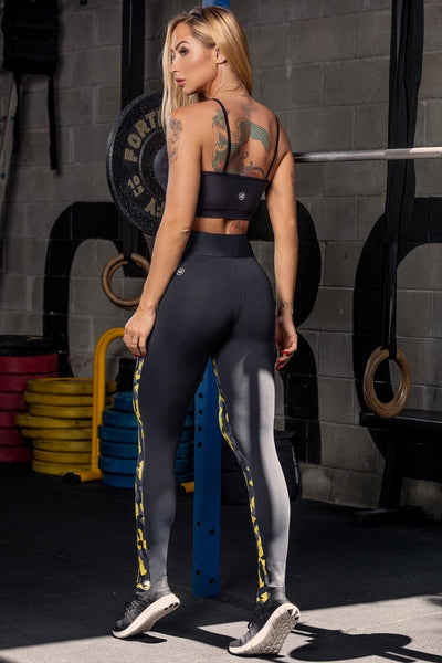 Hipkini Geometric Fitness Ns Leggings - 3337192