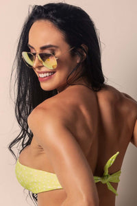 Hipkini Bikini To Fall Stars Yellow Fluor