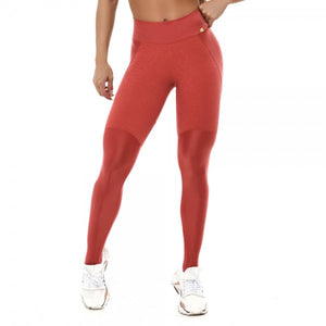 Let's Gym Fitness Tropical Lush Legging - l9253