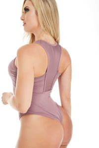 LET'S GYM BODY CANELLE SHINE - AMETHYST - b787