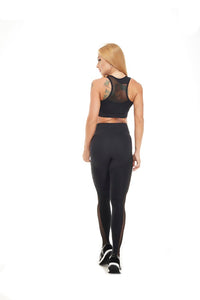 Let's Gym Leggings Atacama  - Black