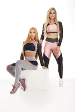 Let's Gym Fitness Legging Action - L843