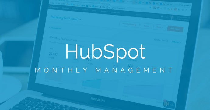 Unlimited HubSpot Updates (Monthly)