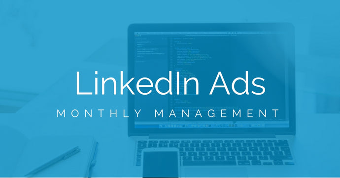 LinkedIn Advertising Management (Monthly)