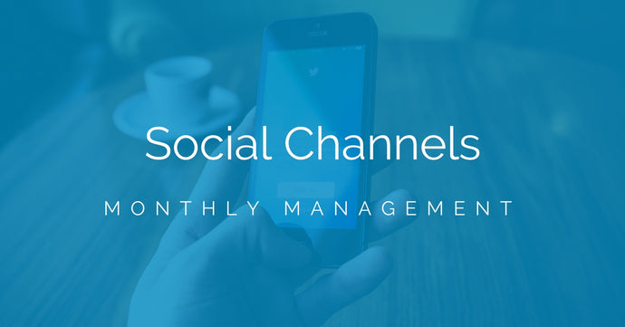 Social Channel Management (Monthly)