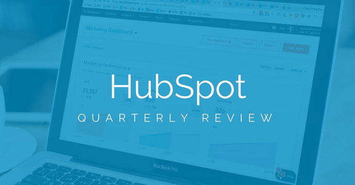 HubSpot Review (eg Quarterly, Annually)