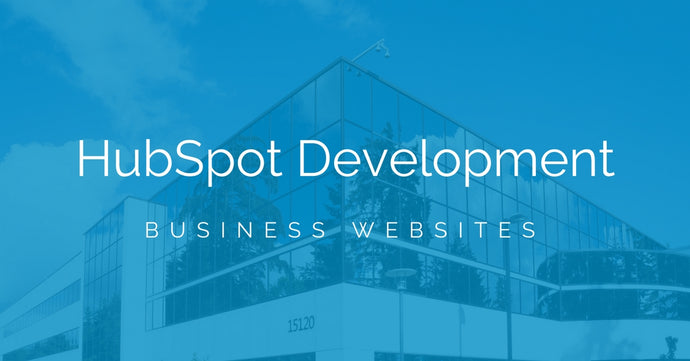 HubSpot Website Development | SMB