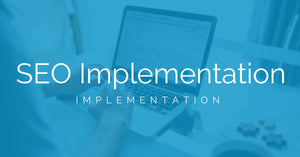 SEO Site Implementation
